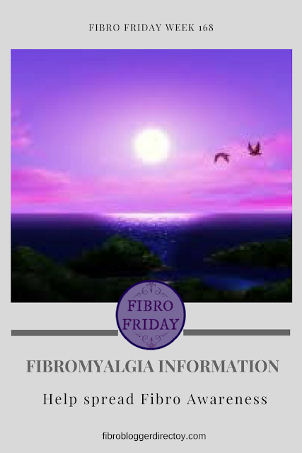 Fibro Friday week 168