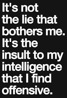 Lies, Lies, Lies, Lies, yeah