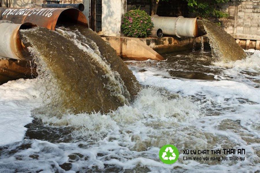Nước thải nông nghiệp là gì?