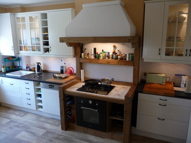 Meine Ikea Küche Mit Herd Im Fachwerkhaus