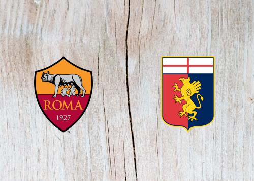 Roma vs Genoa Full Match & Highlights 16 December 2018