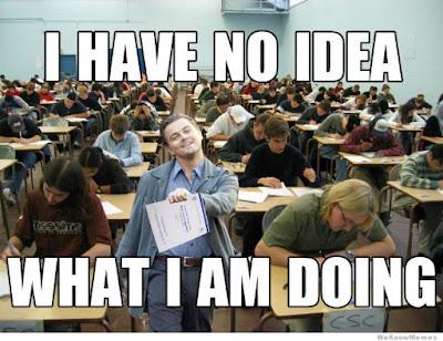 End Of Semester meme