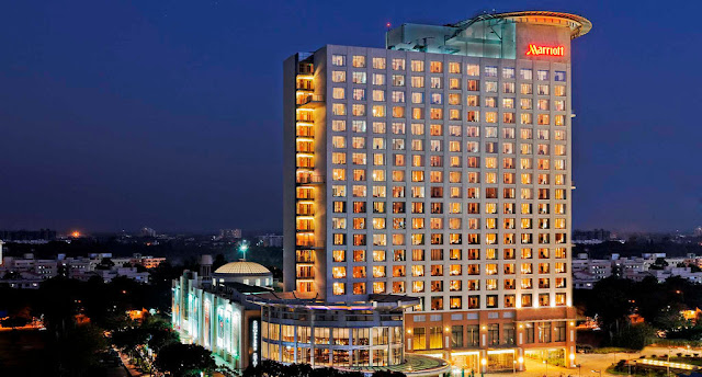 JW Marriott Hotel Bengaluru is a striking property to accommodate amid modern settings.