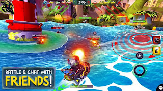 Battle Bay Apk Data v2.2.14240 Mod Unlimited Money Terbaru