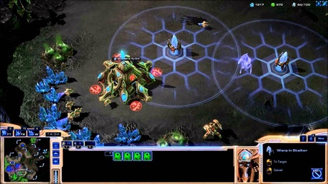 starcraft 2 wings of liberty gameplay pc