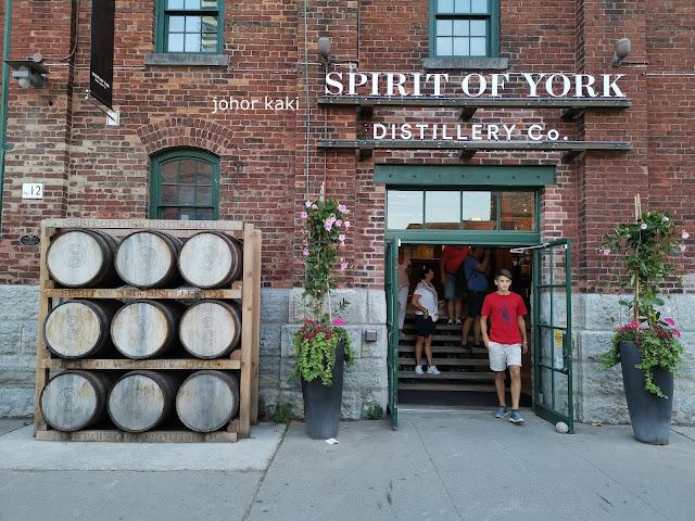 Cluny @ Distillery District, Toronto. Summerlicious 2019