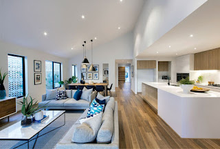 Make Your Room Luxurious With Open Floor Ideas