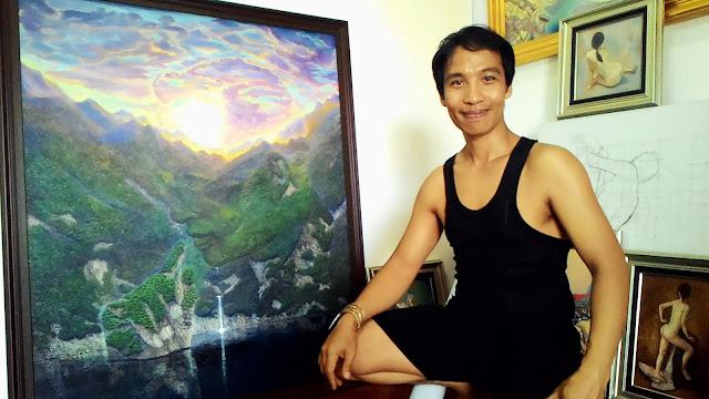 Chiang Mai artist