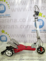 Skuter Pedal Ganda HP QY11AP