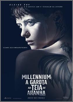 Millennium: A Garota na Teia de Aranha Dublado