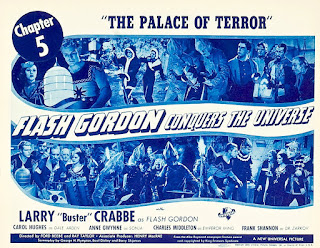 Flash Gordon conquista el Universo - The Palace of Terror