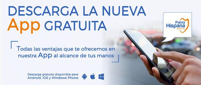 Gong bembibre app patria hispana seguros for Dgt oficina virtual