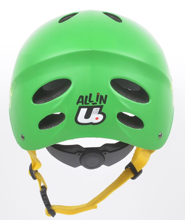 New All-In Helmet From Urge BP in Green