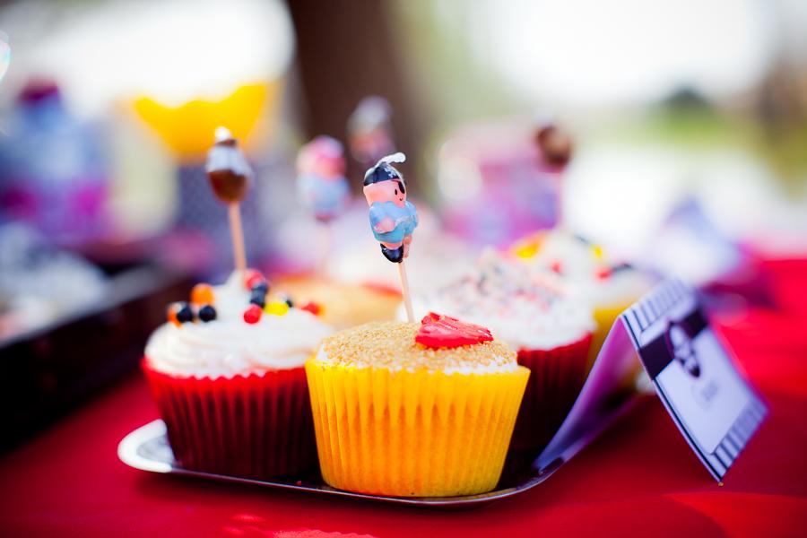 cupcake avec pic pirate
