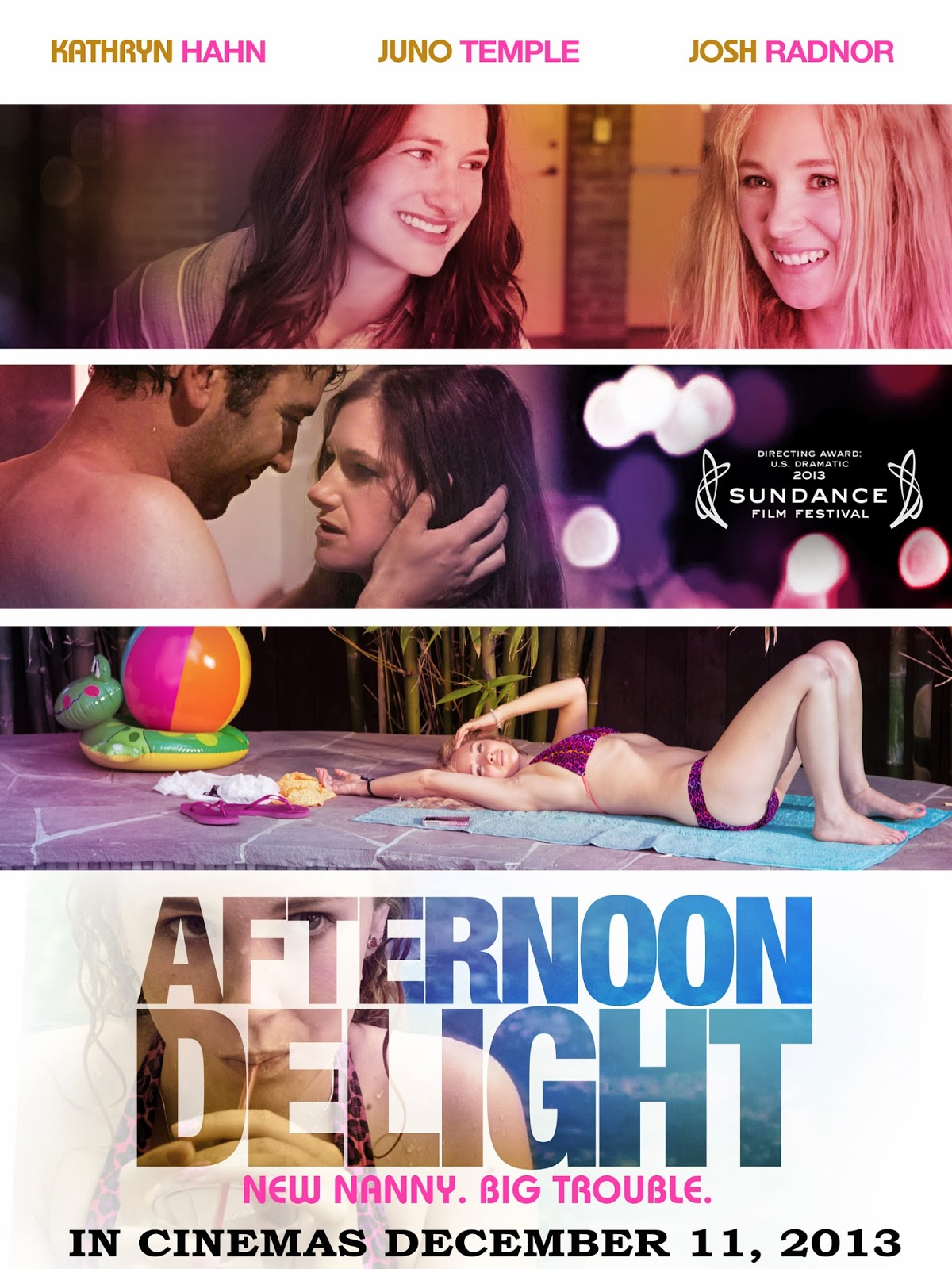 Afternoon Delight Official Poster