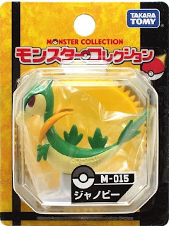 Servine figure Takara Tomy Monster Collection M series