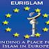 """UNIÃO EUROPEIA LANÇA """"EURISLAM"""", O PROJETO DE ISLAMIZAÇÃO DA EUROPA"""