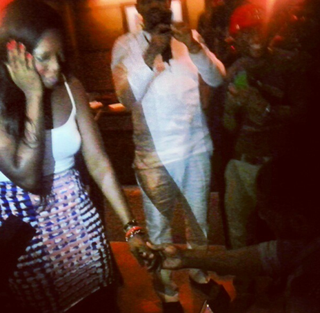 tiwa+savage+and+teebillz+engaged+lindaikejiblog2 Tiwa Savage gets engaged to boyfriend on her bday!