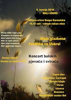 Koncert bolskih pjevača i svirača - Bol slike otok Brač Online