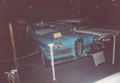 1958 Edsel Citation Hardtop Coupe