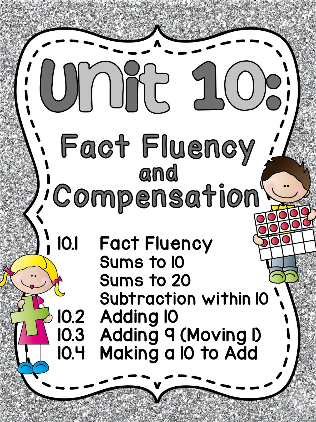 Miss Giraffe\'s Class: Fact Fluency in First Grade