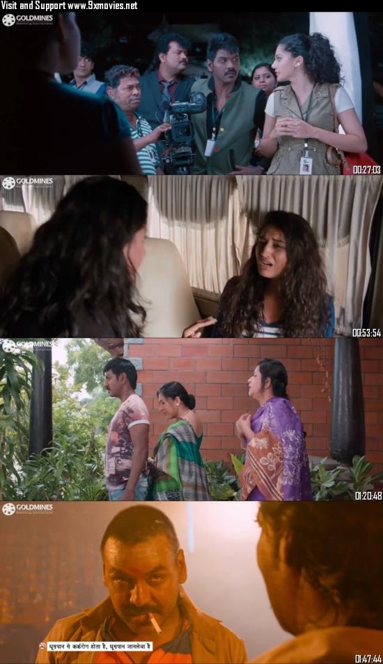 Kanchana 2 (Muni 3) 2016 Hindi Dubbed 720p HDRip