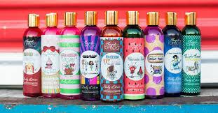 Body Sprays for Girls
