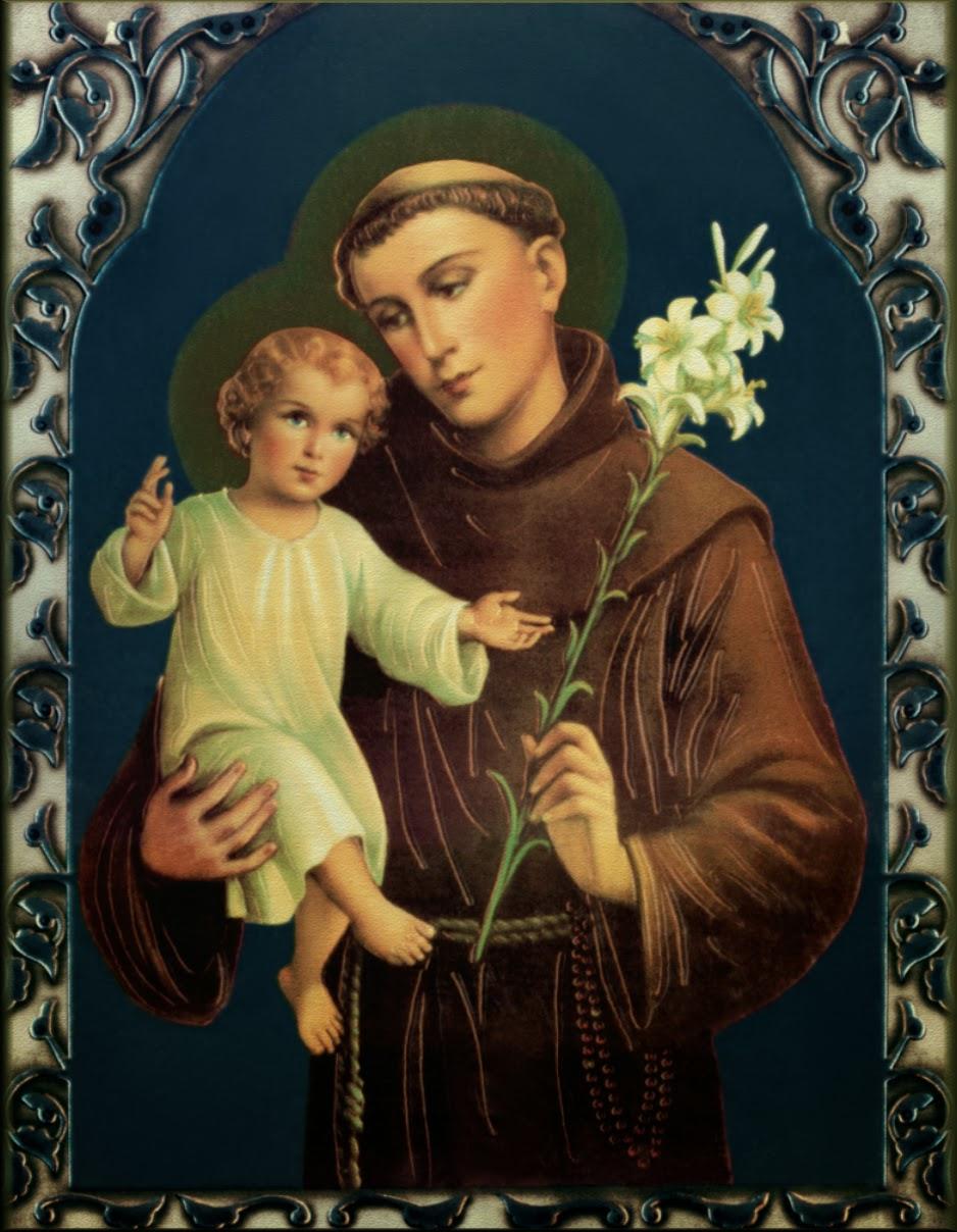Oracion A San Antonio De Padua Para Peticiones De Amor Dificiles Oraciones A Los Santos