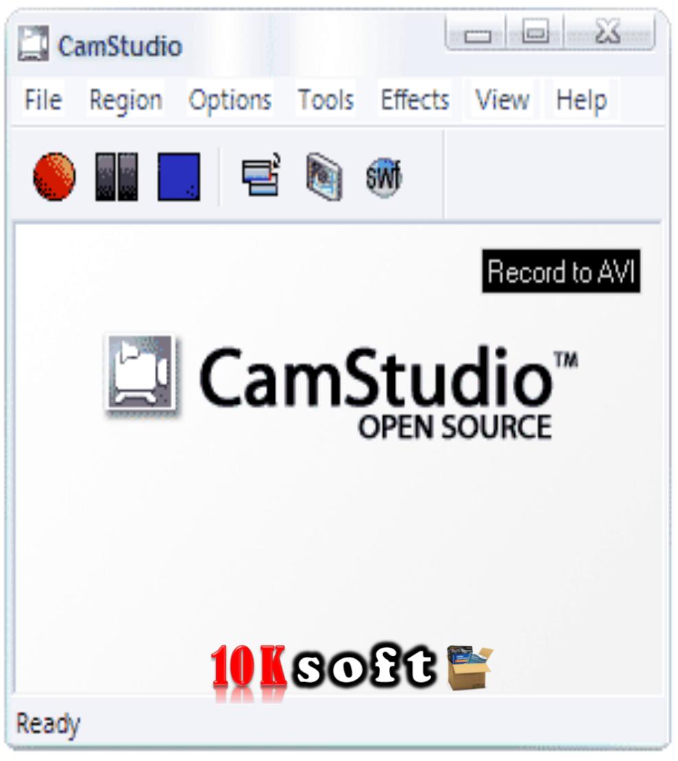 camstudio screen recorder offline installer
