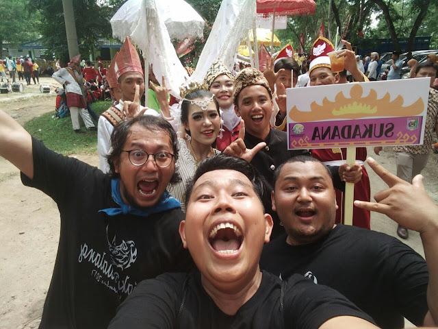 Festival Way Kambas