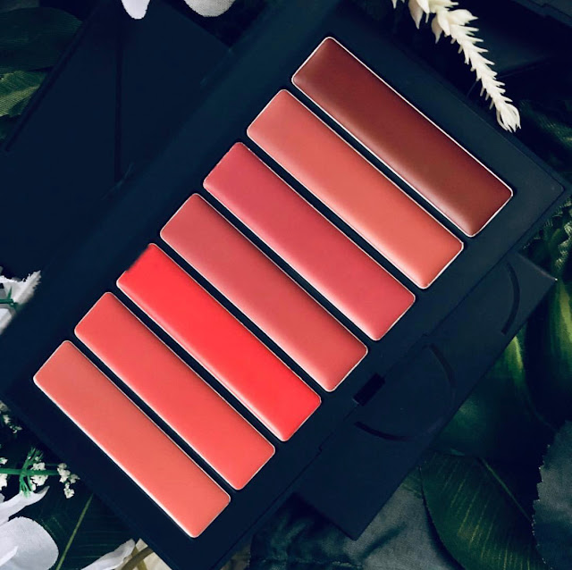 "Audacious lipstick palette by Nars cosmetics ""super wanted"""