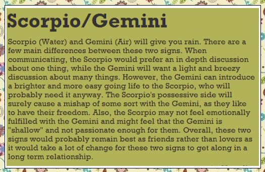 15 Quotes About Scorpio Gemini Relationships Scorpio Quotes