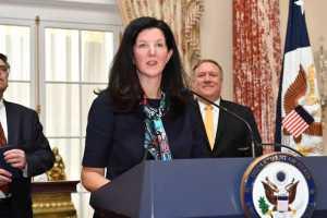 Kimberly Breier: La crisis de Venezuela requiere mayor cooperación