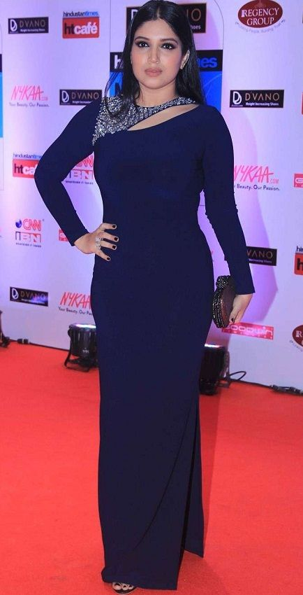Bhumi Pednekar Physical Appearance