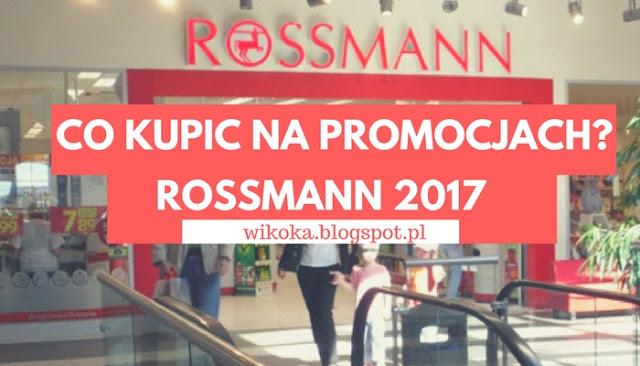 Promocja Rossmann. -49% czy -55% ?! Co kupić?