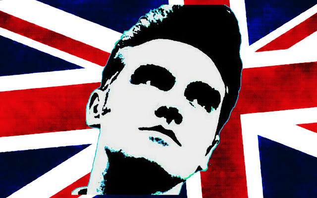 MORRISSEY JOINS THE DISSIDENT RIGHT