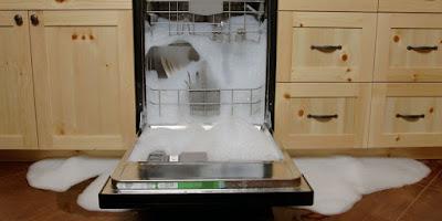 como arreglar el lavavajillas