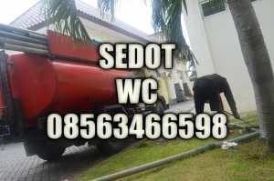 Sedot WC  Sukomanunggal Surabaya Barat