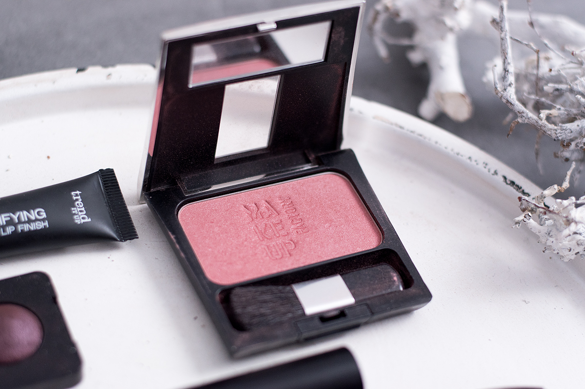 Make Up Factory Blush Light Shiraz 15