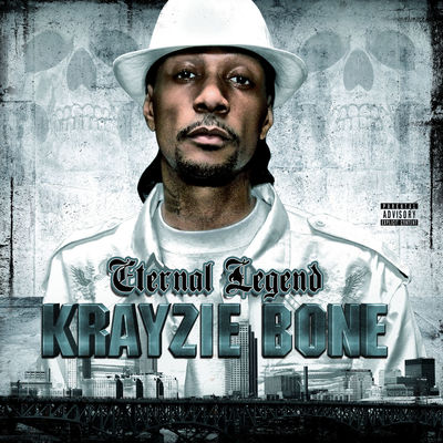 Krayzie Bone - Eternal Legend - Album Download, Itunes Cover, Official Cover, Album CD Cover Art, Tracklist