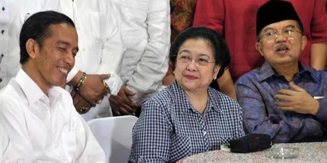 Kata JK tentang Niat Megawati Undur Diri dari Dunia Politik: Mungkin Sudah Jenuh