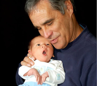 Image: Grandfather with Baby, by Benjamin Earwicker on FreeImage