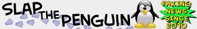 Slap the Penguin Banner