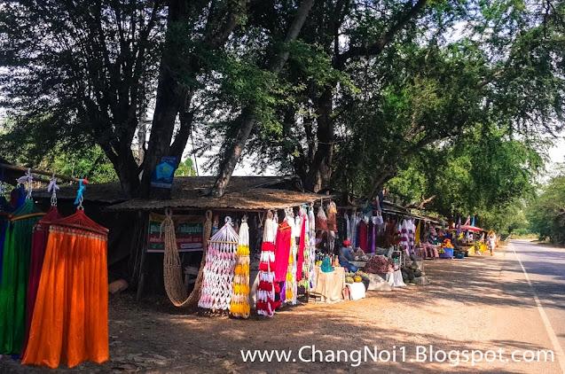 Markets in Thailand.