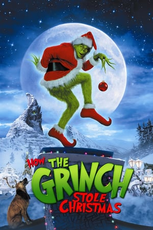 How the Grinch Stole Christmas [2000] [DVD9] [NTSC] [Latino]