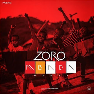 [Music] Zoro - Mbada mp3 download