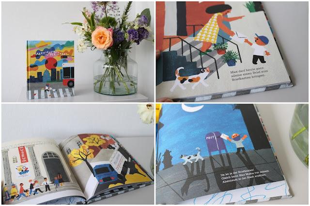 Abenteuer in der Stadt Buchtipp Kinderbuch Jules kleines Freudenhaus