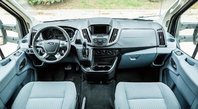 2017 Ford Transit 350 Cargo Van EcoBoost V-6 Review