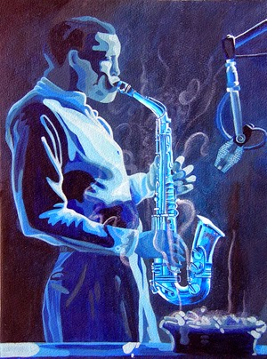 #Blues, Música Popular Americana