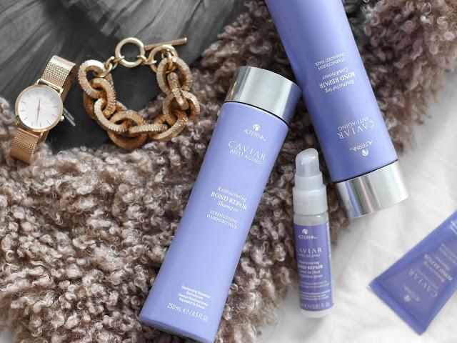 alterna bond repair šampon a kondicionér